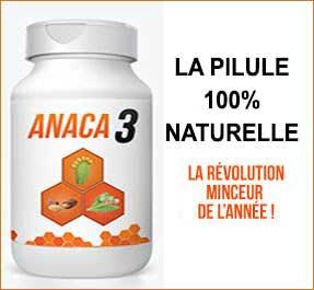 Où Acheter Anaca 3 En France, Belgique et Suisse