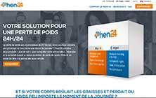 Phen24 peut être commandé en ligne exclusivement à partir du site web officiel de Phen24