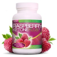 Raspberry-Keytone-Plus bouteille