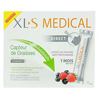 XLS Medical Capteur de Graisses Direct